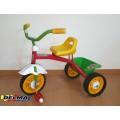 Triciclo Space ruedas de chapa (Nena o varon)